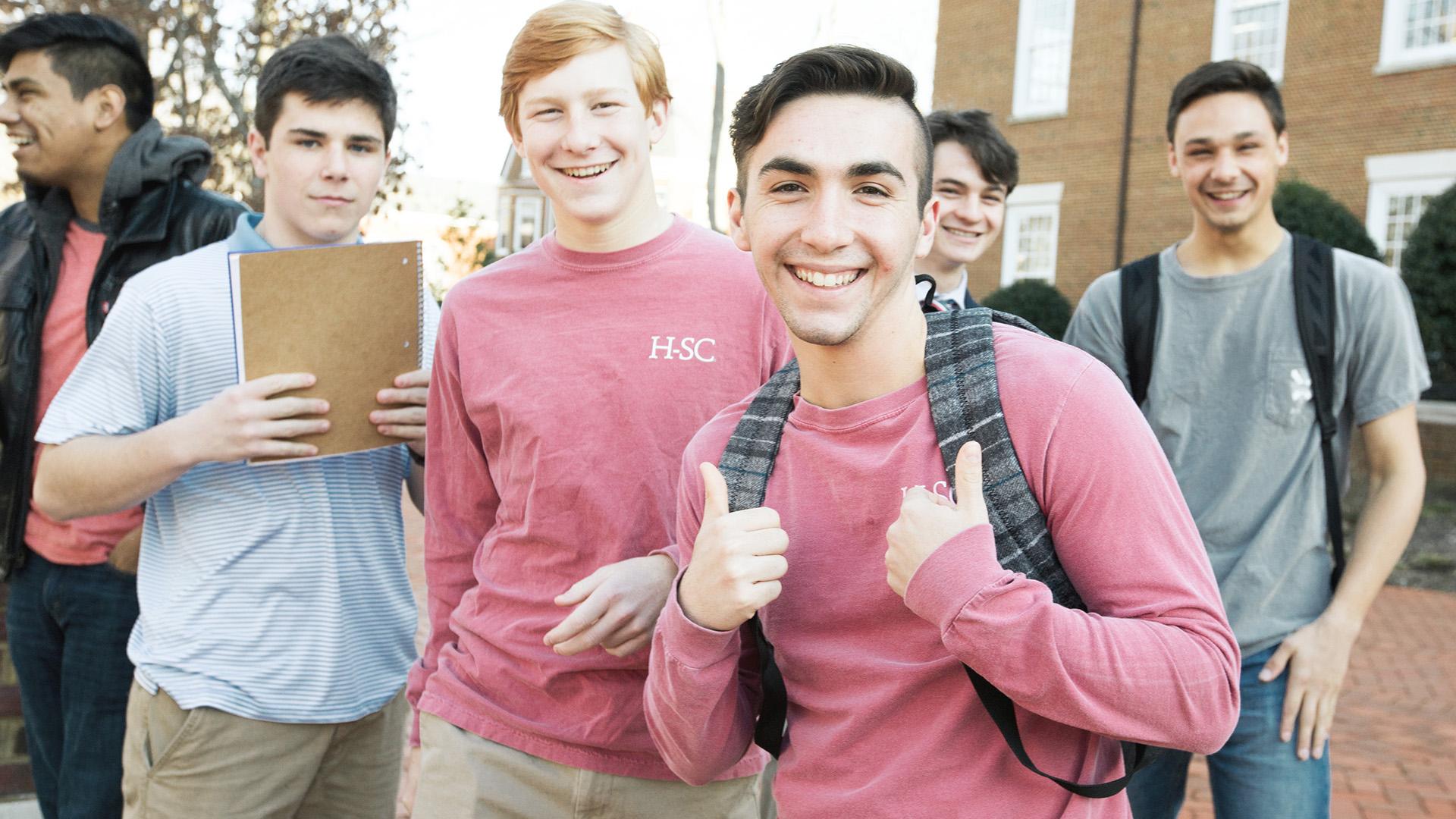 Hampden-Sydney Students