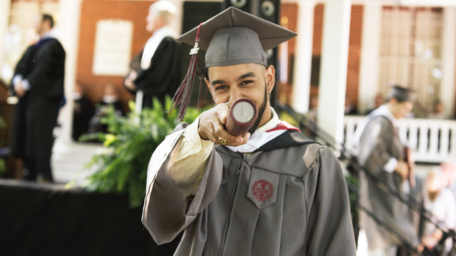 Hampden-Sydney Graduate